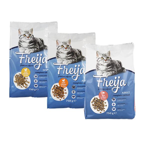 Croquettes pour chat Freija