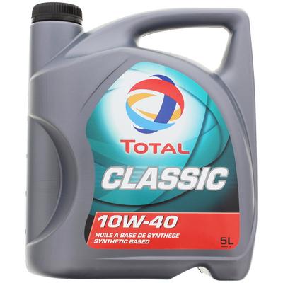 Huile moteurTotal Classic