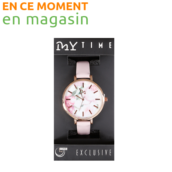 Montre My Time