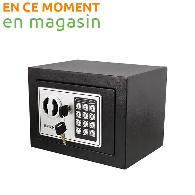 Coffre électronique numérique