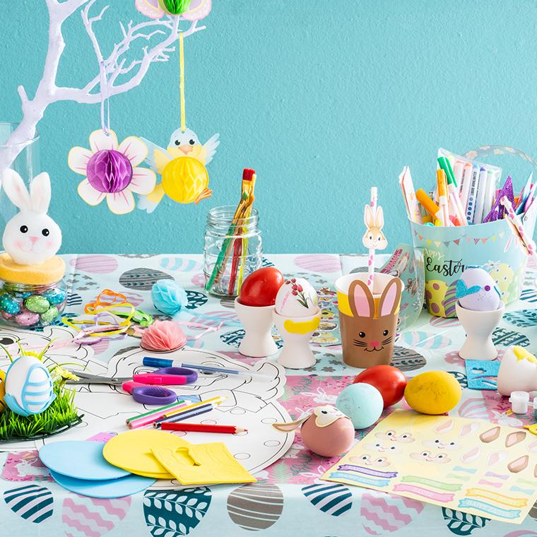 Une jolie décoration de Pâques fait maison !