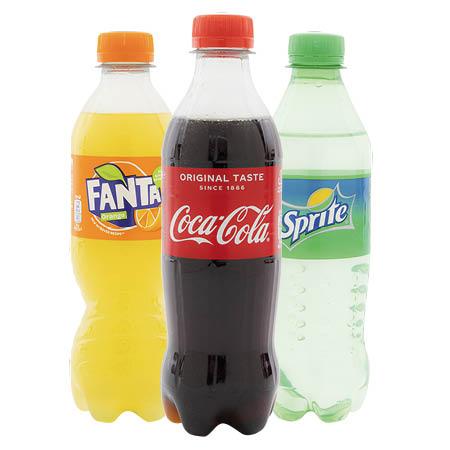 Coca-Cola, Fanta ouSprite
